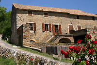 the Soleilo cottage, charming cottage with spa and pool near Millau Viaduct in Tarn Gorges Aveyron South of France