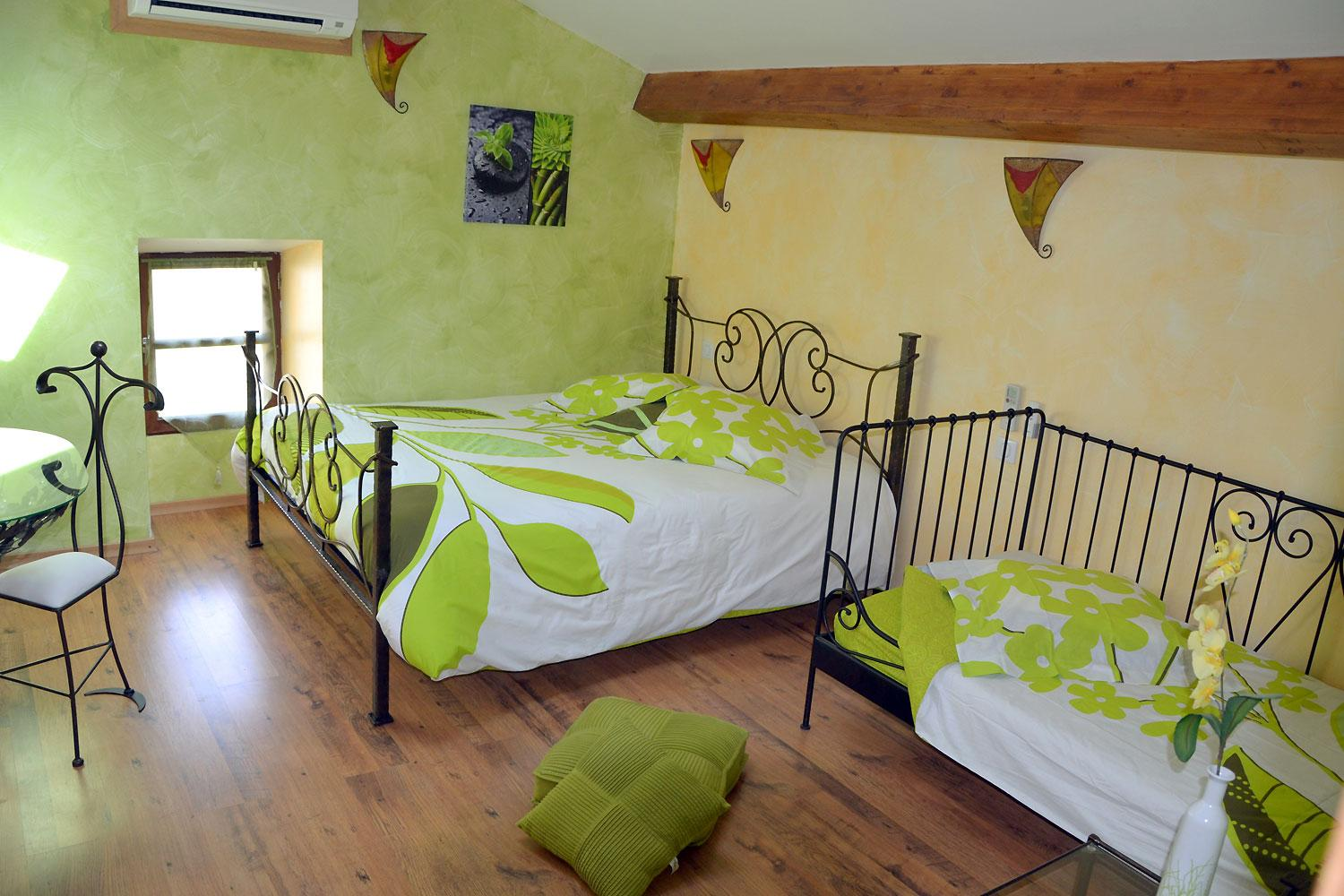 Cocoon Bedroom For Rent In The Gorges Du Tarn With